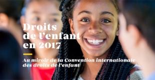Rapport 2017 du Défenseur des droits consacré aux droits de l'enfant