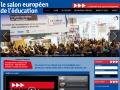 Salon Européen de l'Education à Paris du 22 au 25 novembre 2012