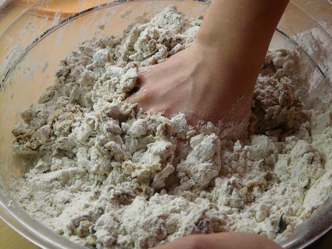 Recette de pâte à sel