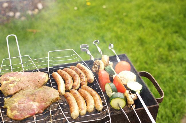 règles de sécurité autour du barbecue